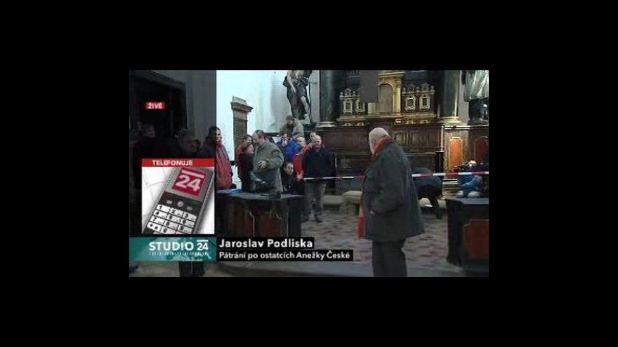 Video Rozhovor s Jaroslavem Podliskou