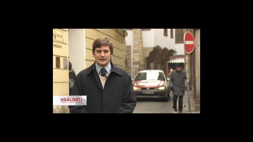 Video Živý vstup Alice Schinabekové a reportáž Lukáše Dolanského