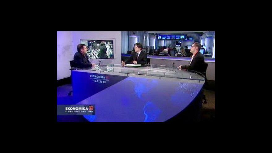 Video Miroslav Frayer a Tomáš Drtina o tržbách v maloobchodě