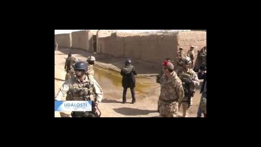 Video Třetí den ofenzivy NATO