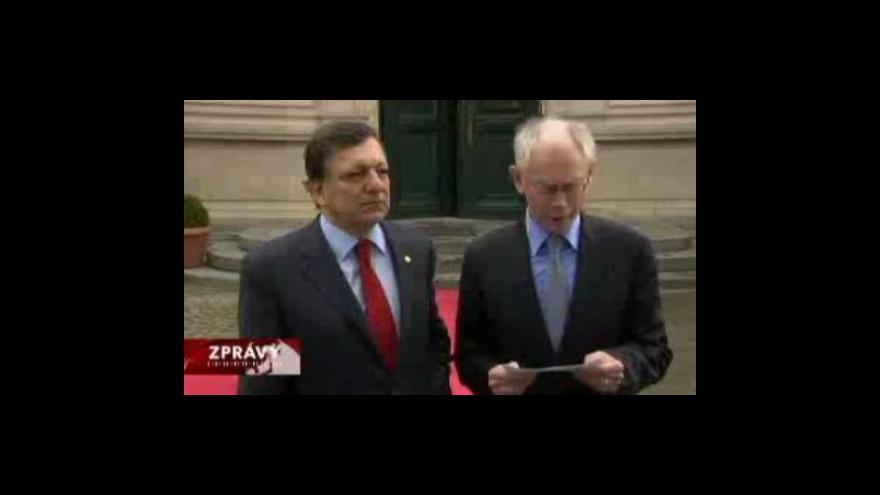 Video Řecko musí přijmout výrazná úsporná opatření