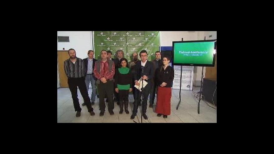 Video Brífink SZ o kandidátních listinách