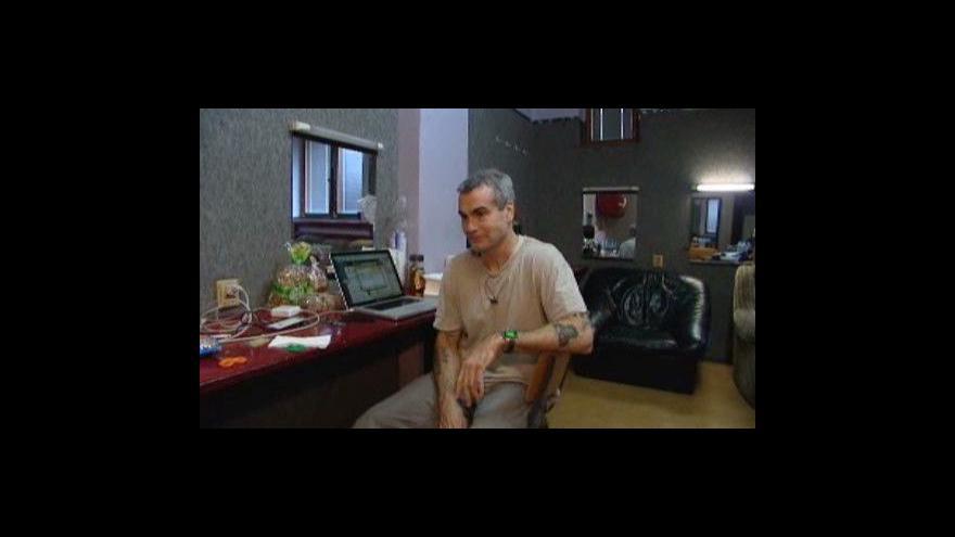 Video Rozhovor s Henry Rollinesem (v Aj)