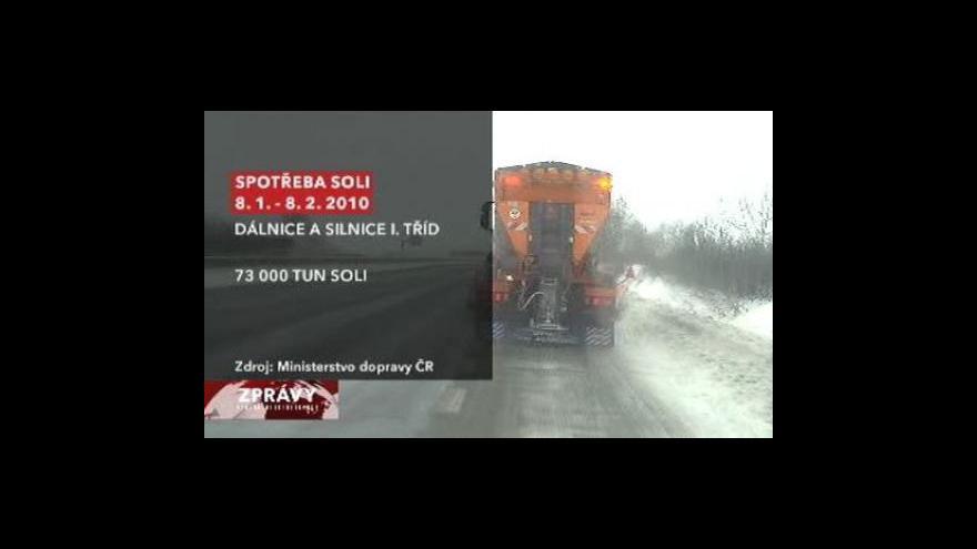 Video Silničáři bez soli