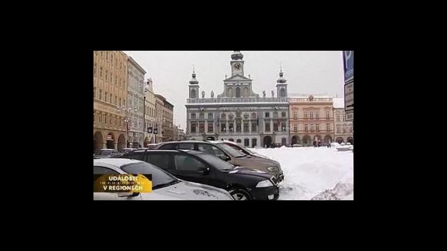 Video Parkování v Česku