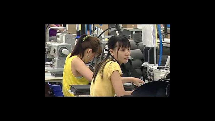 Video Česko-vietnamský obchod