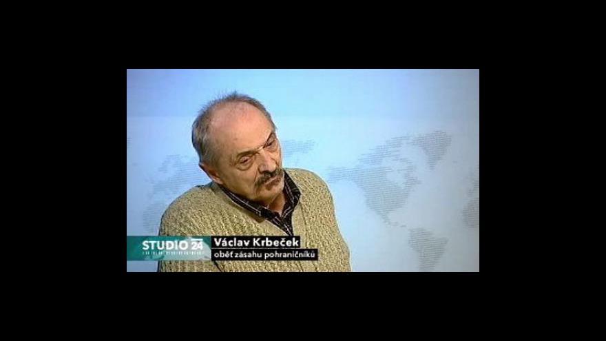 Video Rozhovor s Václavem Krbečkem a Miroslavem Lehkým