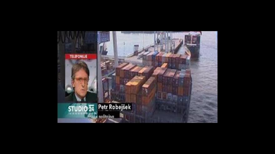 Video Rozhovor s Petrem Robejškem