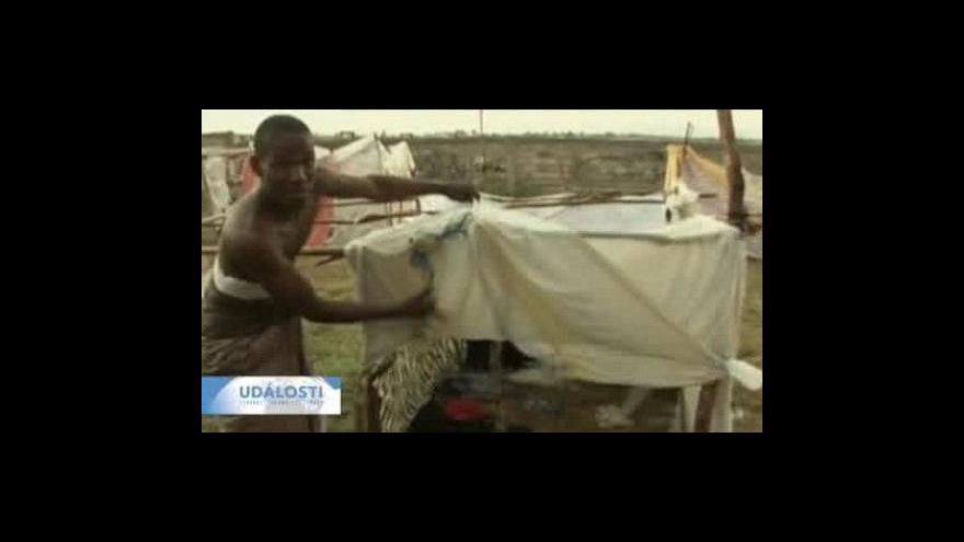Video Haiti měsíc po zemětřesení