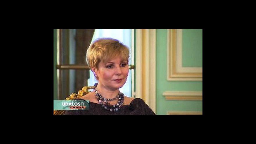 Video Jelena Gagarinová v Událostech, komentářích