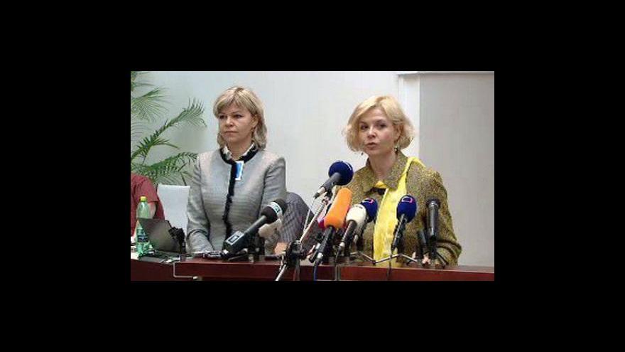 Video Brífink Daniely Kovářové