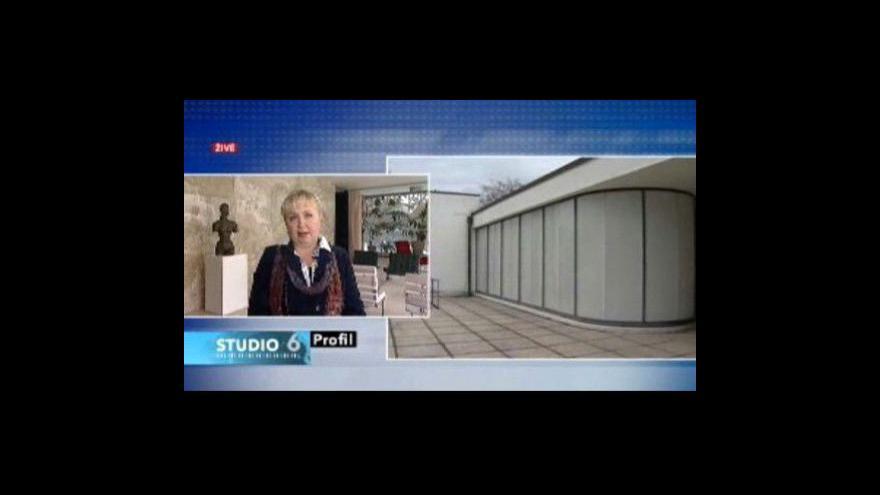 Video Správkyně vily Tugendhat informuje z Brna