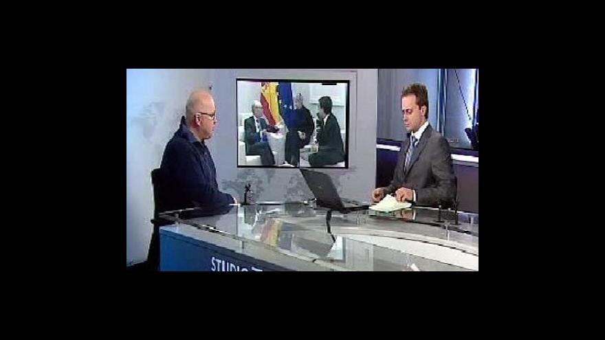 Video Rozhovor s Janem Macháčkem