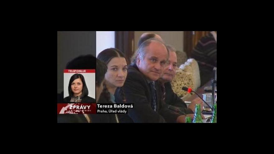 Video Telefonát Terezy Baldové