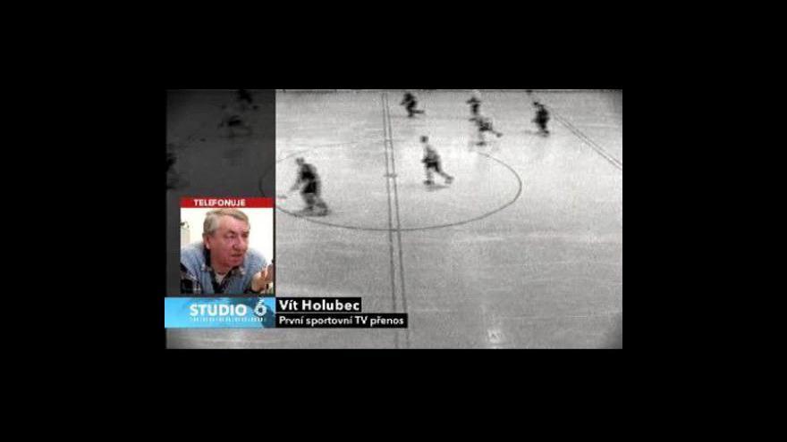 Video Rozhovor s Vítem Holubcem