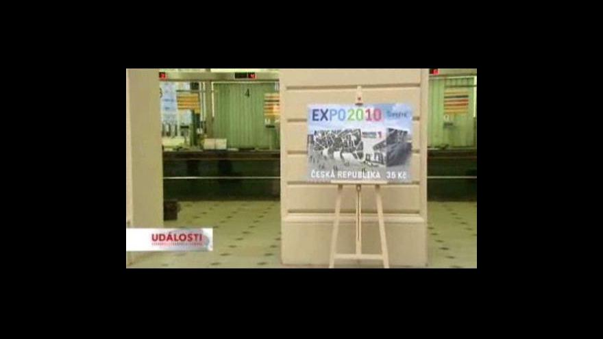 Video Z hlavní pošty informuje Štěpánka Martanová
