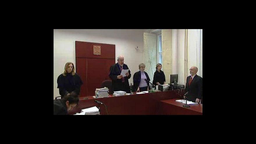 Video Reportáž Terezy Baldové a Richarda Samka