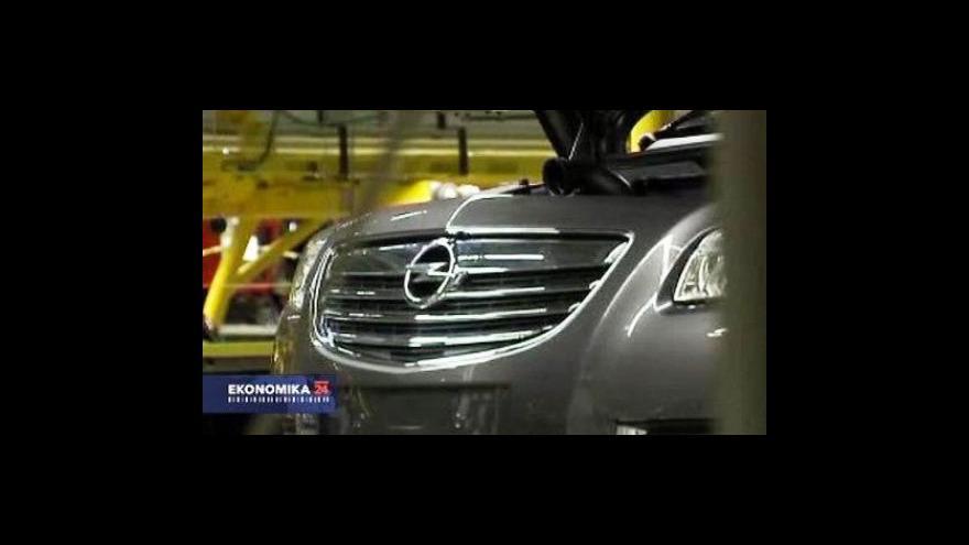 Video Miliardy pro Opel a rozhovor s Martinem Růžkem