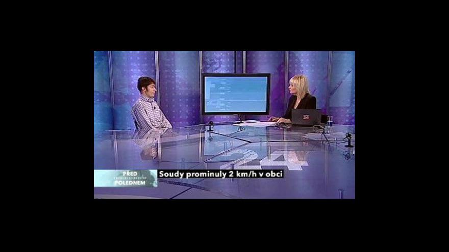 Video Rozhovor s Františkem Emmertem a Robertem Šťastným