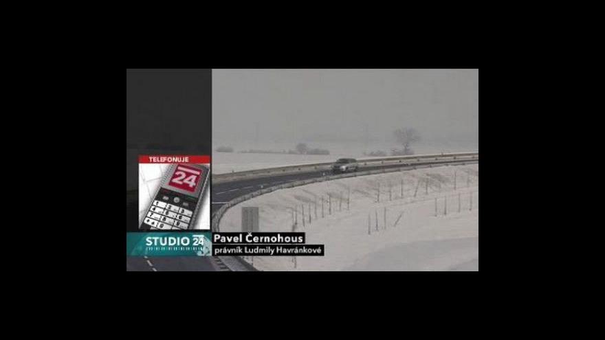 Video Rozhovor s Pavlem Černohousem