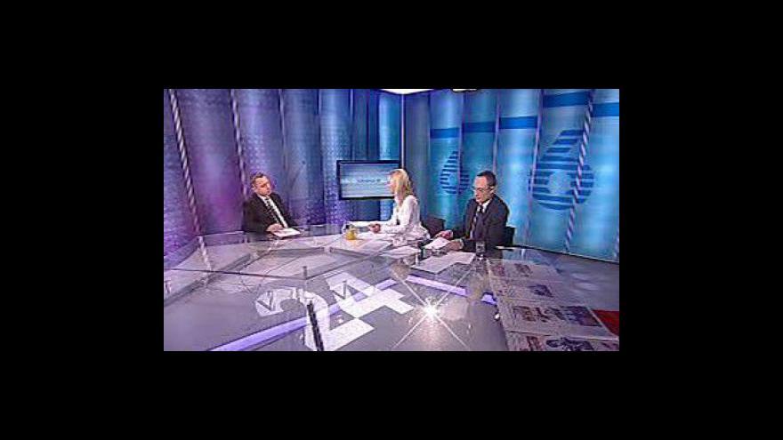 Video Rozhovor s Pavlem Vichterou a Evou Vaníčkovou