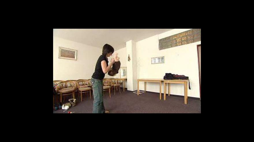 Video Reportáž Barbory Straňákové a Edity Horákové