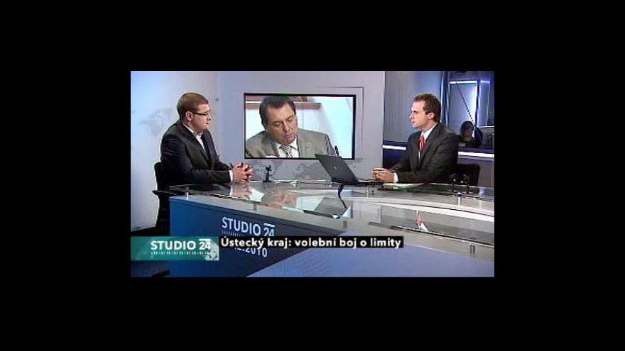 Video Rozhovor s Jindřichem Šídlem