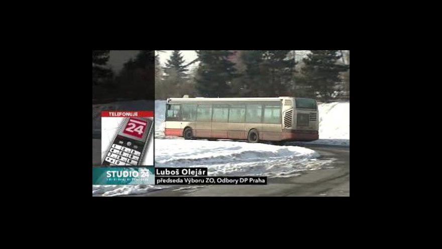 Video Telefonát Luboše Olejára