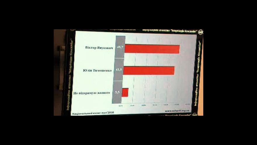 Video Jan Petránek k ukrajinským volbám