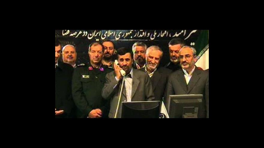 Video Írán chce obohacovat uran