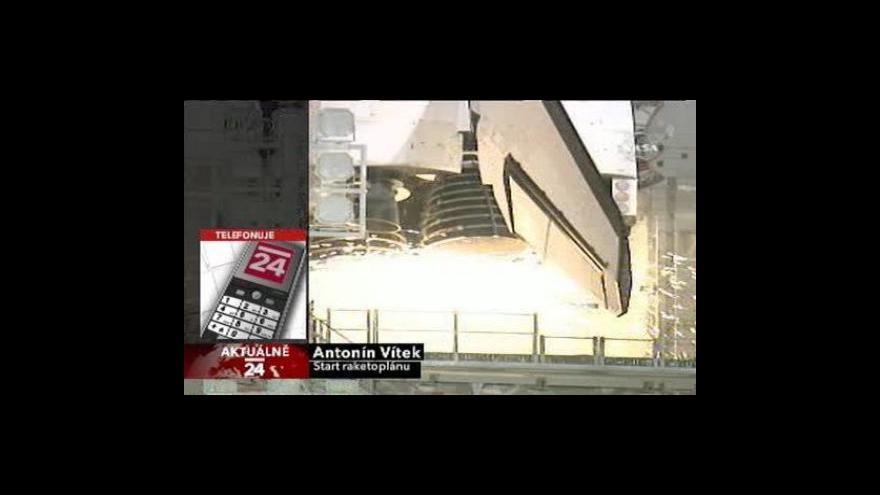 Video Antonín Vítek v pořadu Před polednem