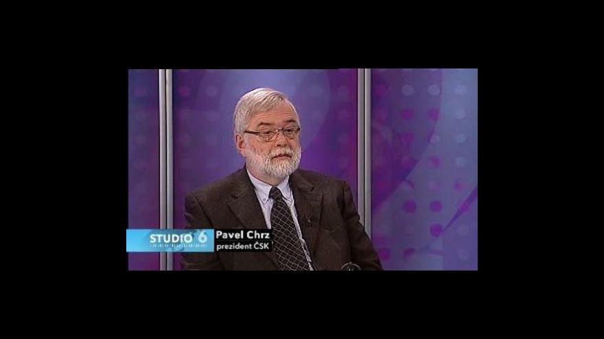 Video Studio 6 s Pavlem Chrzem
