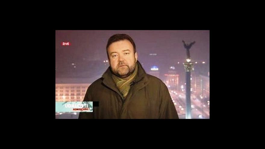 Video Miroslav Karas a Irena Chalupa v Událostech, komentářích