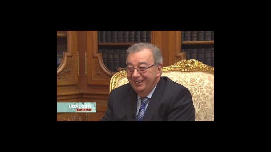 Video Rozhovor s Jevgenijem Primakovem