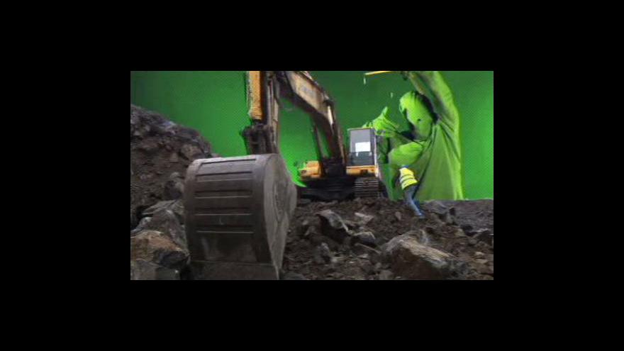 Video Reportáž I. Němcové a P. Viziny