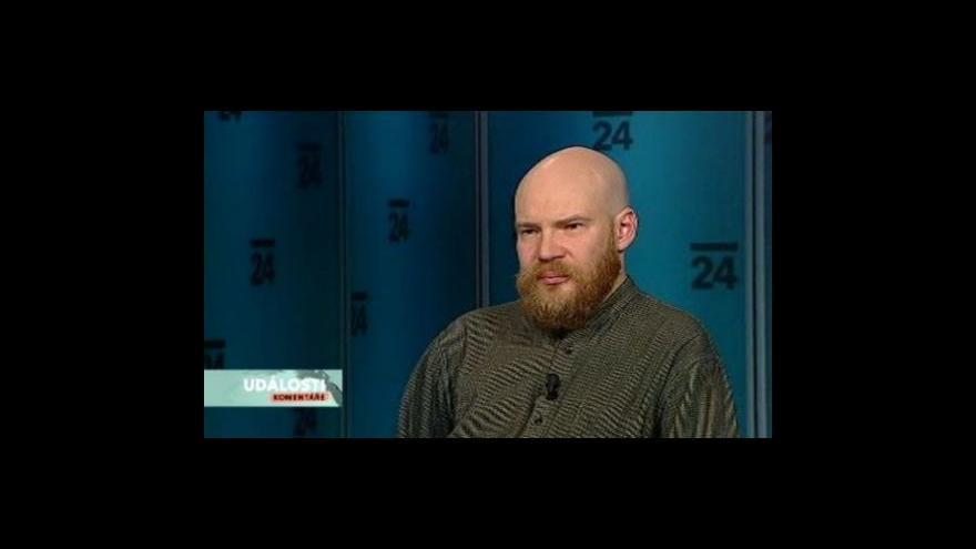 Video Ondřej Soukup hostem Událostí, komentářů