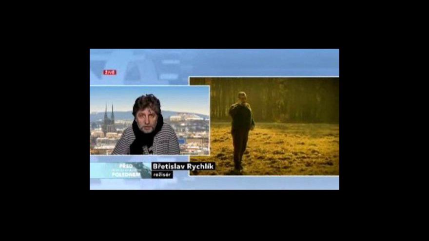Video B. Rychlík o filmu Zle, matičko, zle, Schwarzenberci zde!