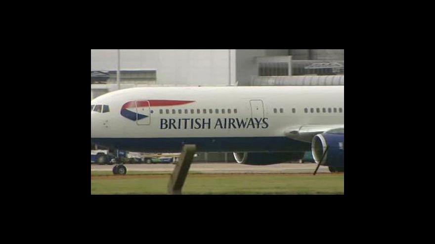 Video British Airways se potýká s vážnými problémy