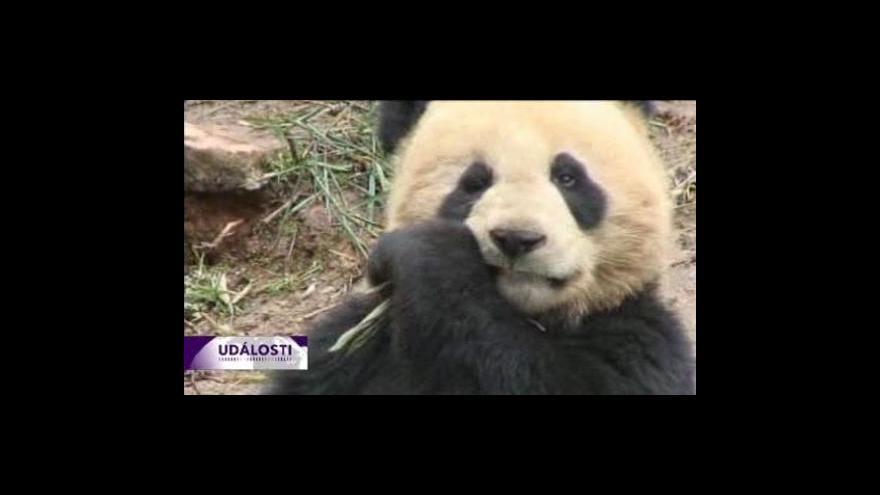Video Taj-šan vyráží na záchrannou misi po trase Washington-S\'-čchuan