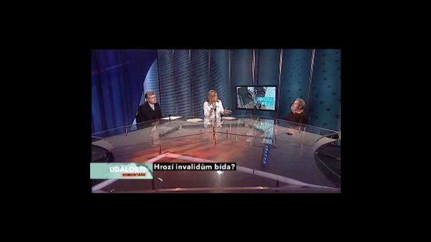 Video Rozhovor s Janem Hutařem a Miroslavem Opálkou