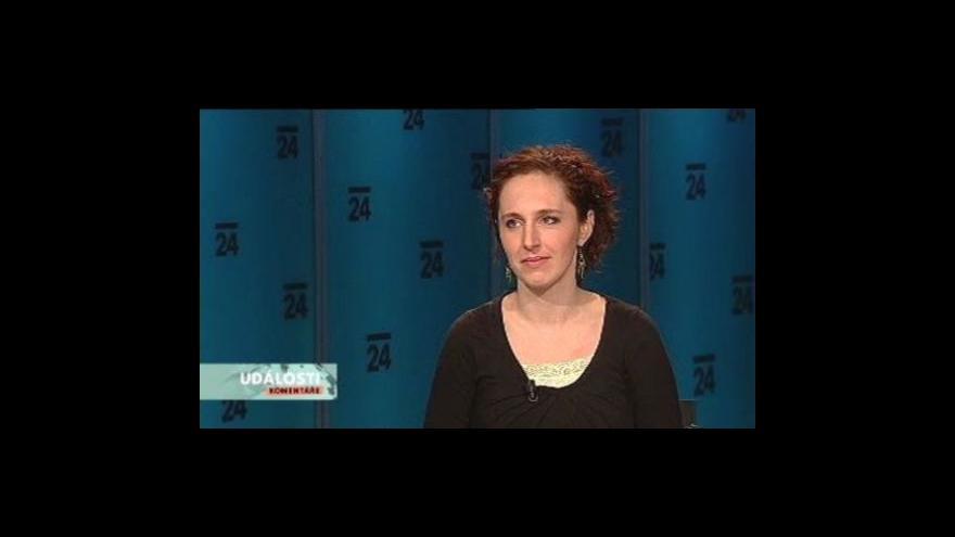 Video Rozhovor s Janou Sehnálkovou