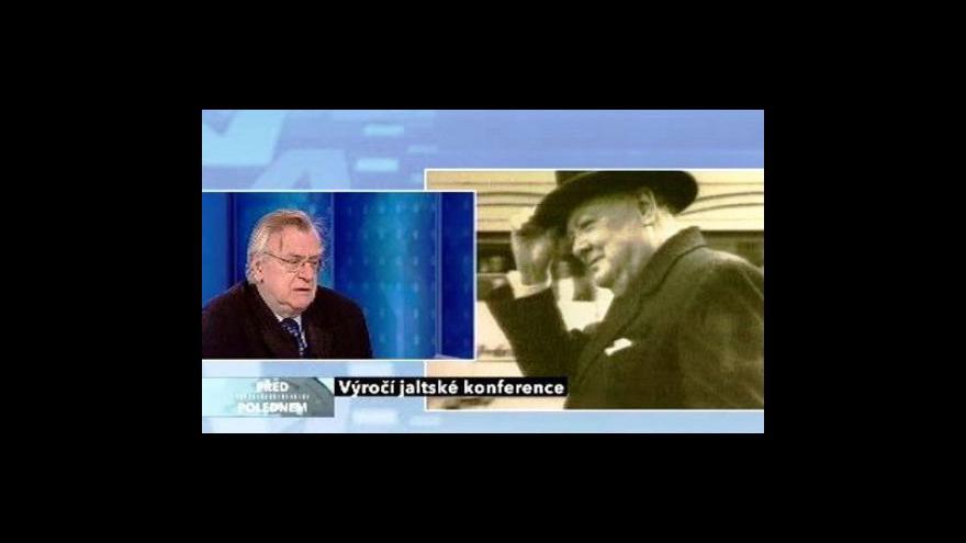 Video Rozhovor s Miroslavem Tejchmanem