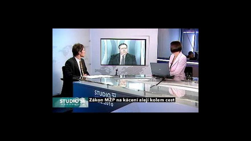 Video Rozhovor s Lukášem Matějkou a Stanislavem Mišákem