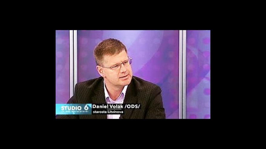 Video Rozhovor s Danielem Volákem