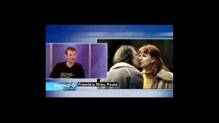 Video Radim Špaček hostem Studia6