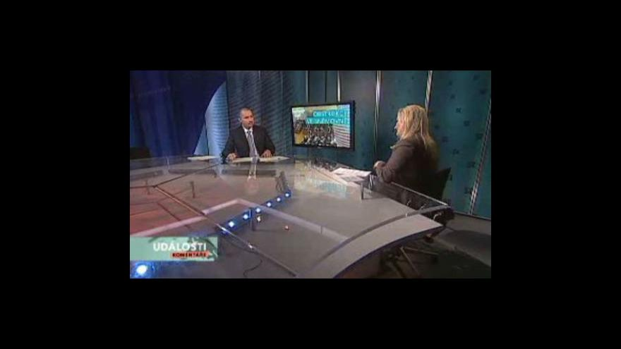 Video Události, komentáře na téma politické obstrukce