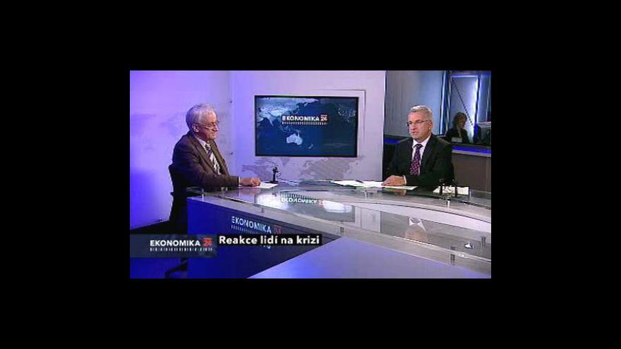 Video Rozhovor s Milanem Šmídem z Fakulty sociálních věd Univerzity Karlovy