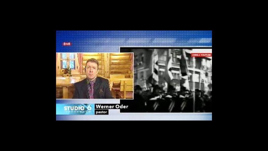 Video Rozhovor s Wernerem Oderem