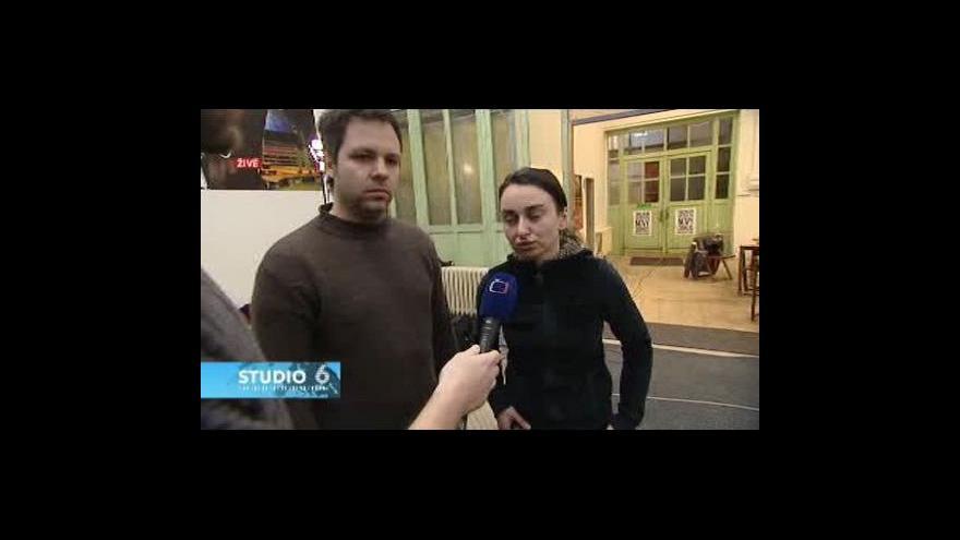 Video Rozhovor s D. Kašparem a Š. Maršíkovou