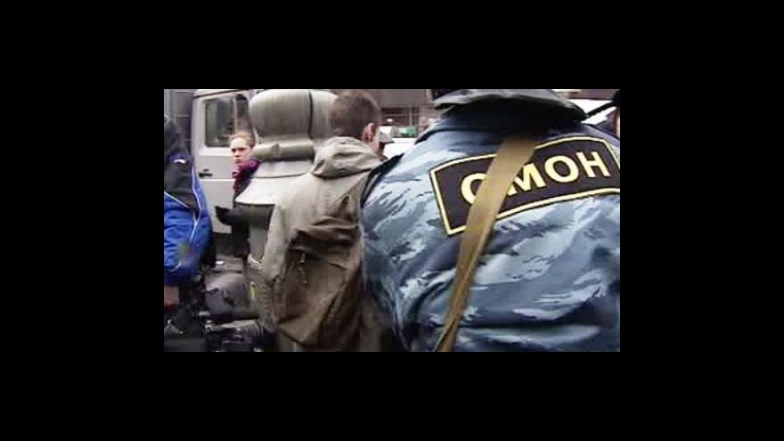 Video Libor Dvořák o jednotkách OMON